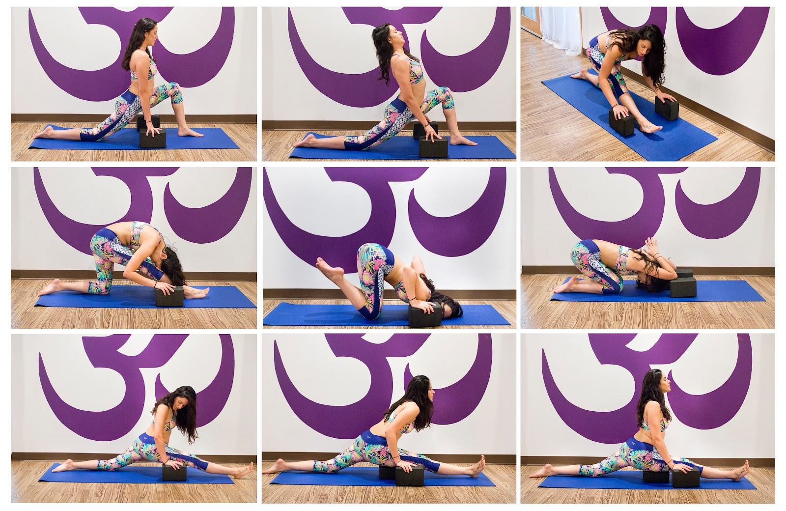 1e1a54696f Use Yoga Blocks to Get Into the Splits | Yoga Accessories | YOGA ...
