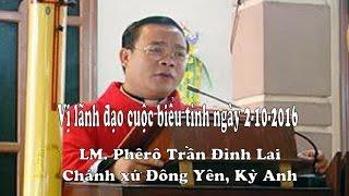 Linh mục Trần Đình Lai