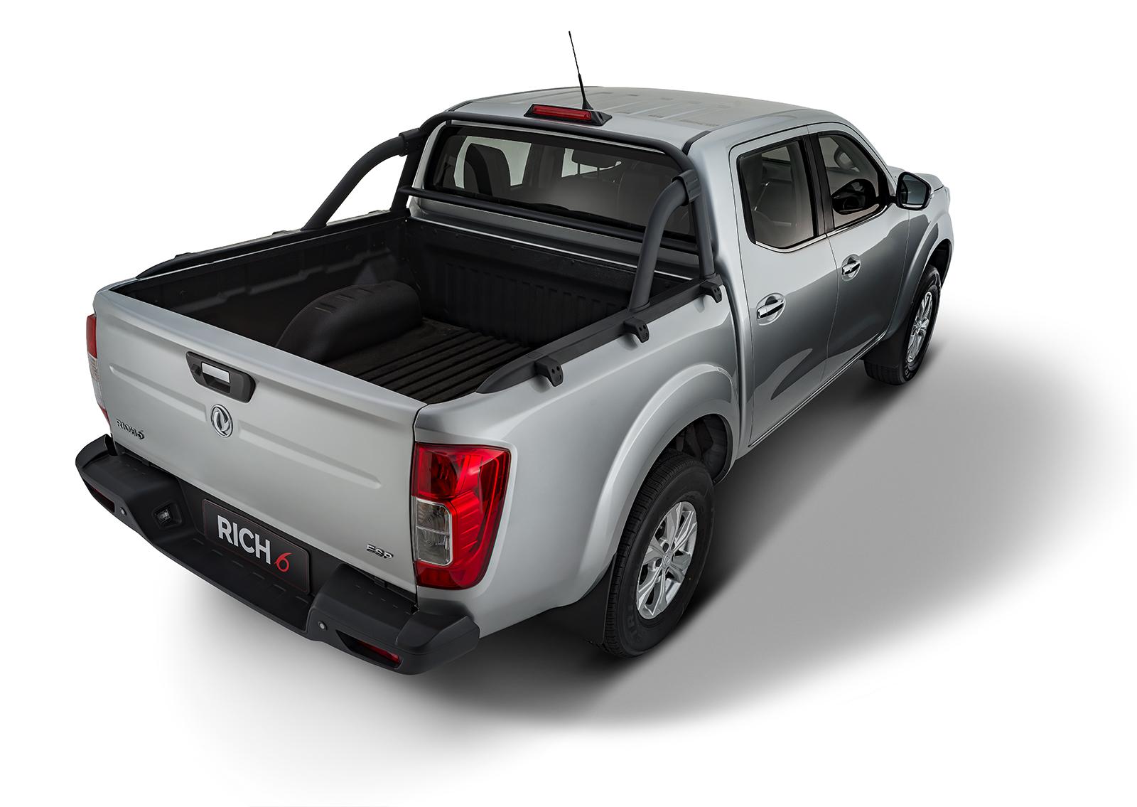 Cómo asegurar la carga de tu camioneta en forma correcta