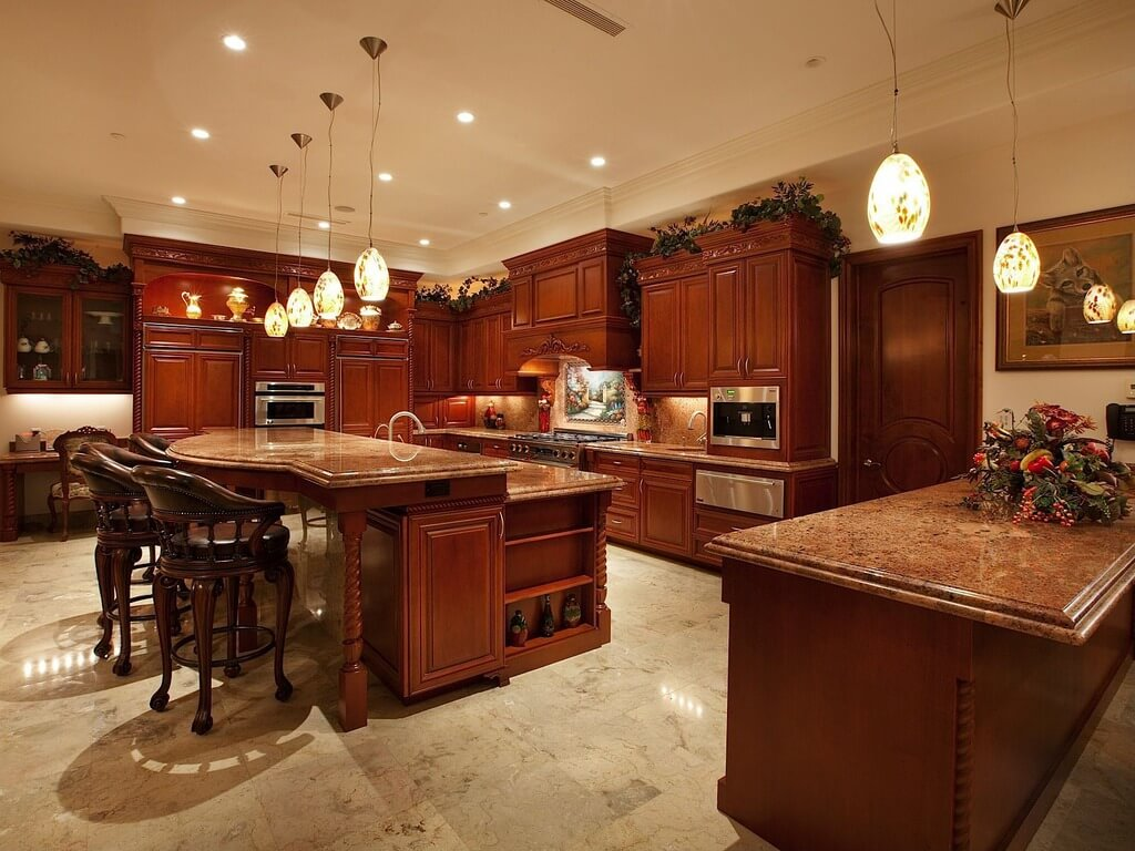 9 Amazing Color Schemes for Kitchens with Dark Cabinets