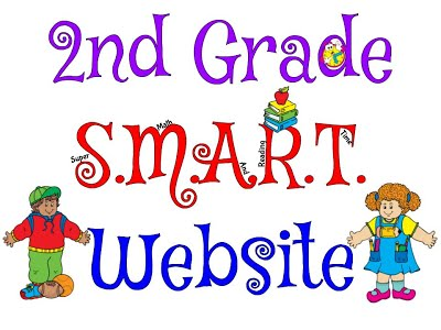 2nd grade SMART website