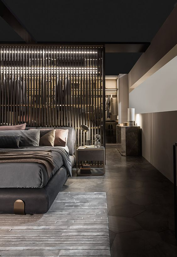 Master Bedroom Ideas with a Walk-In Closet
