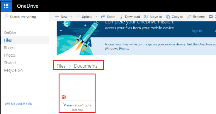 How to Recover Accidentally Deleted Microsoft PowerPoint