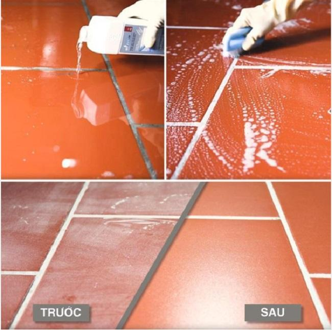 Sử dụng chất tẩy xi măng an toàn và đúng cách - Vật liệu chống thấm Sika  Nghệ An - Sika Miền Trung