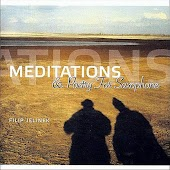Meditations & Poetry for Saxophone