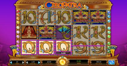 Cleopatra win