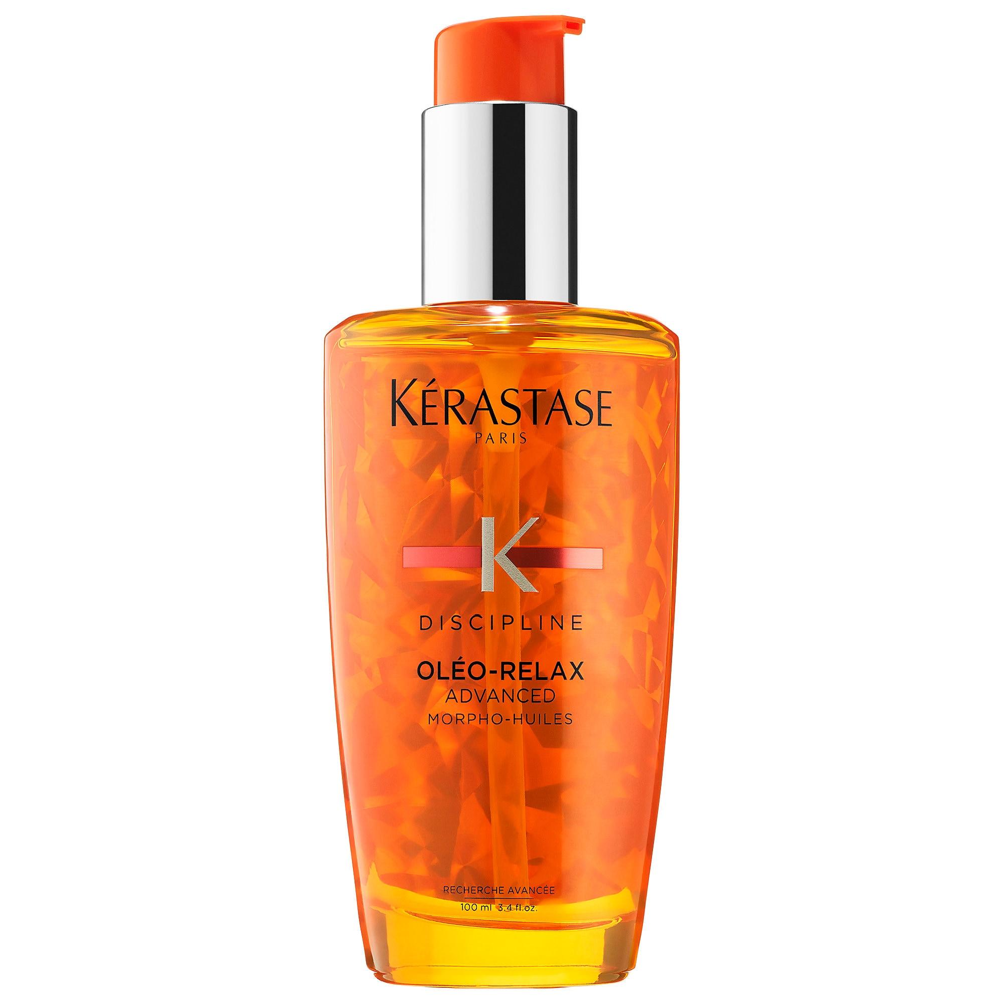 Kérastase Sérum Oléo-Relax. Hair Serum and How to Use Hair Serum - Shop Journey