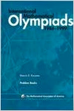 International Mathematical Olympiads 1986-1999