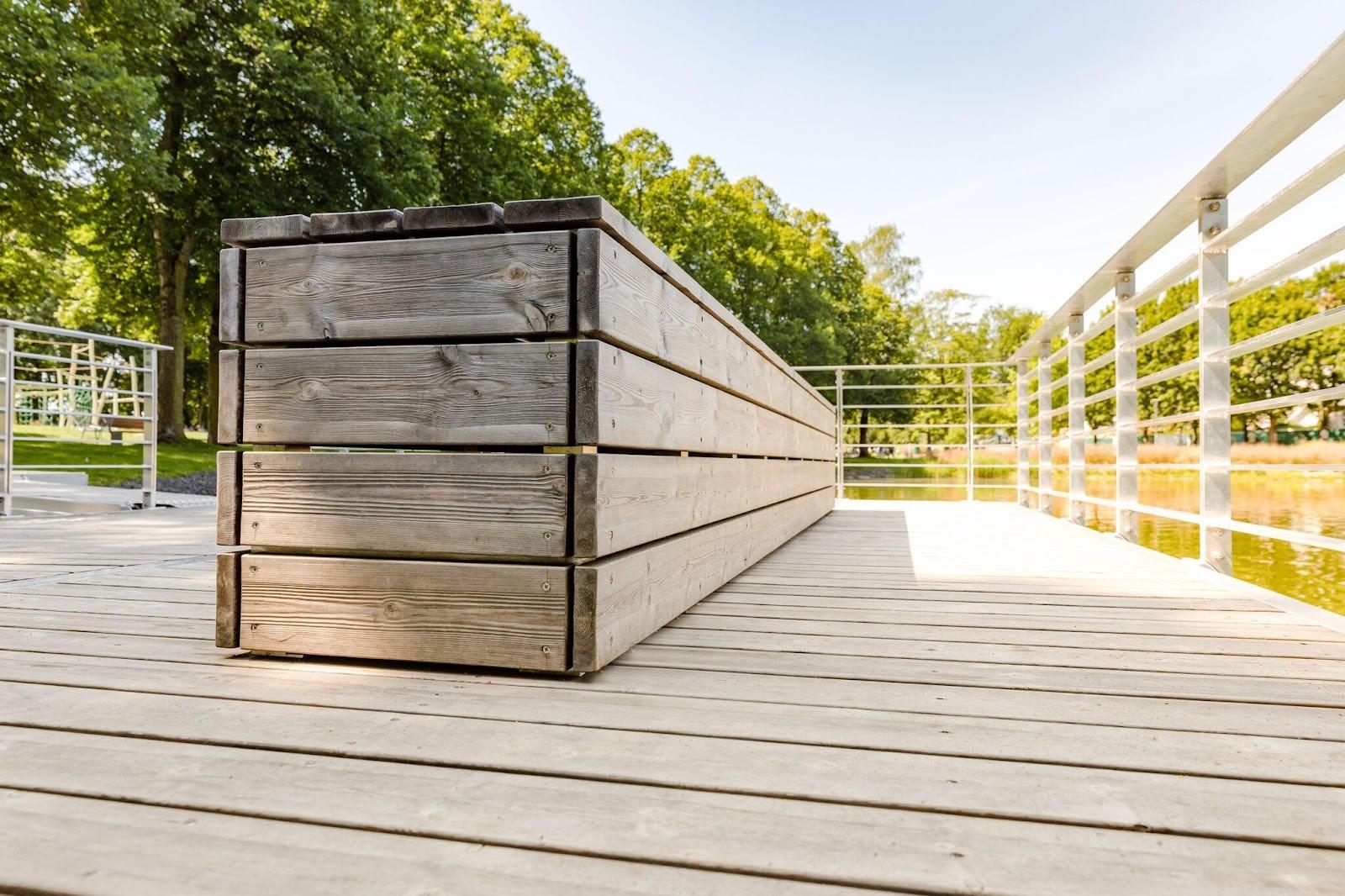 Byg dine egne møbler til terrassen