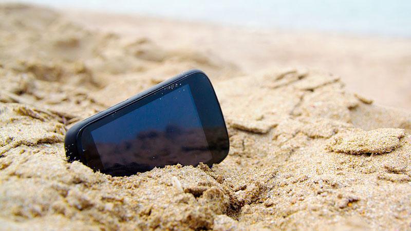 Bảo vệ điện thoại trước những tác động của ngày nắng nóng