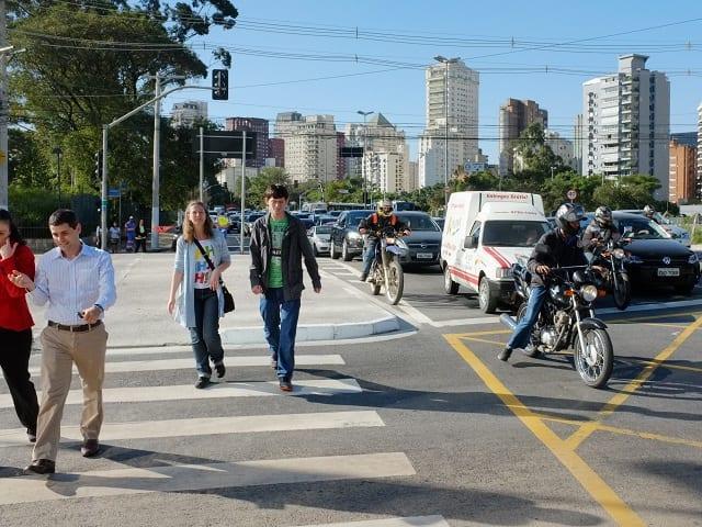 Street in Brazil