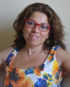 Maite Velasco. Psocóloga. Risoterapia