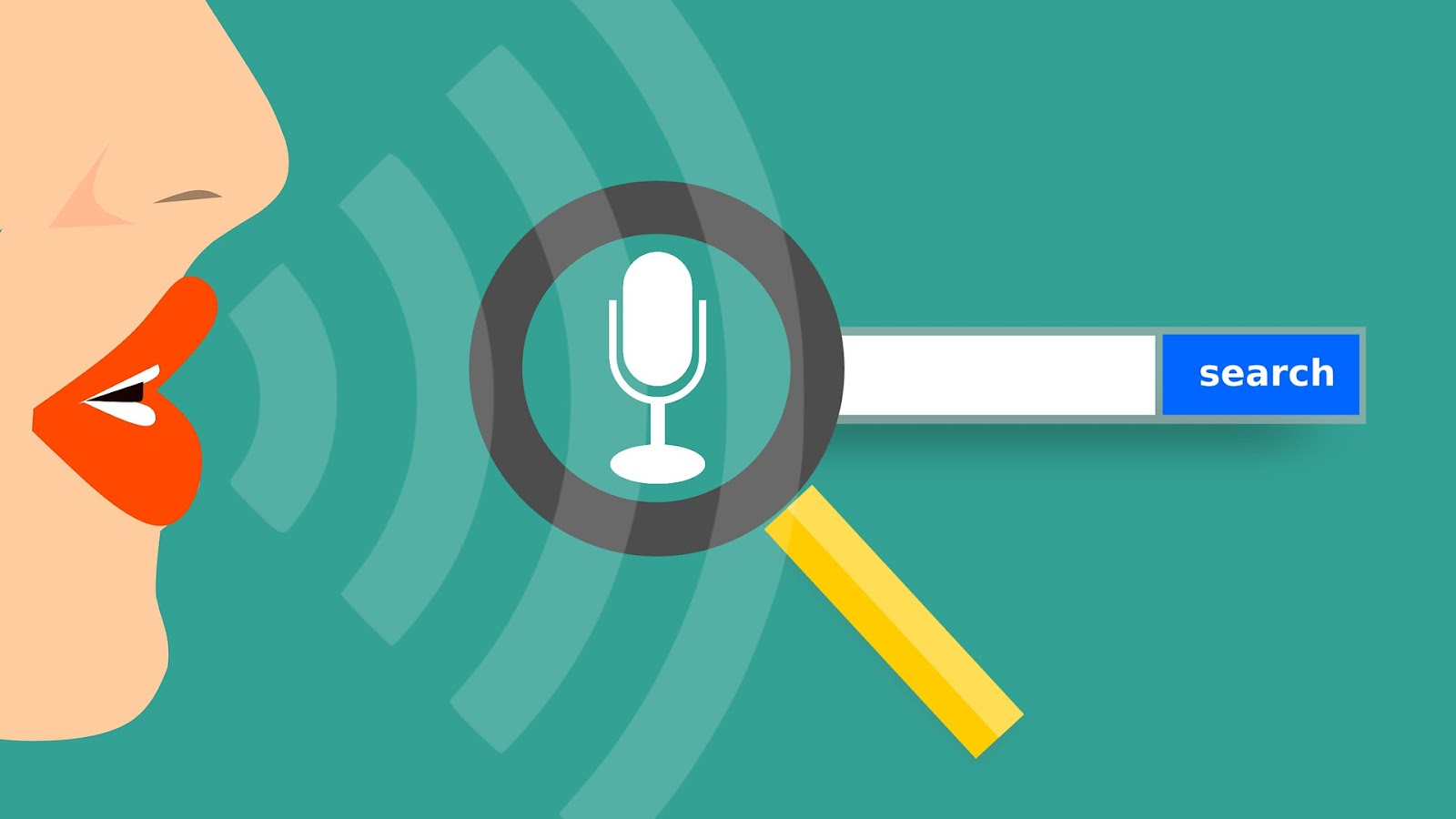 Secondary keywords can show in voice searches