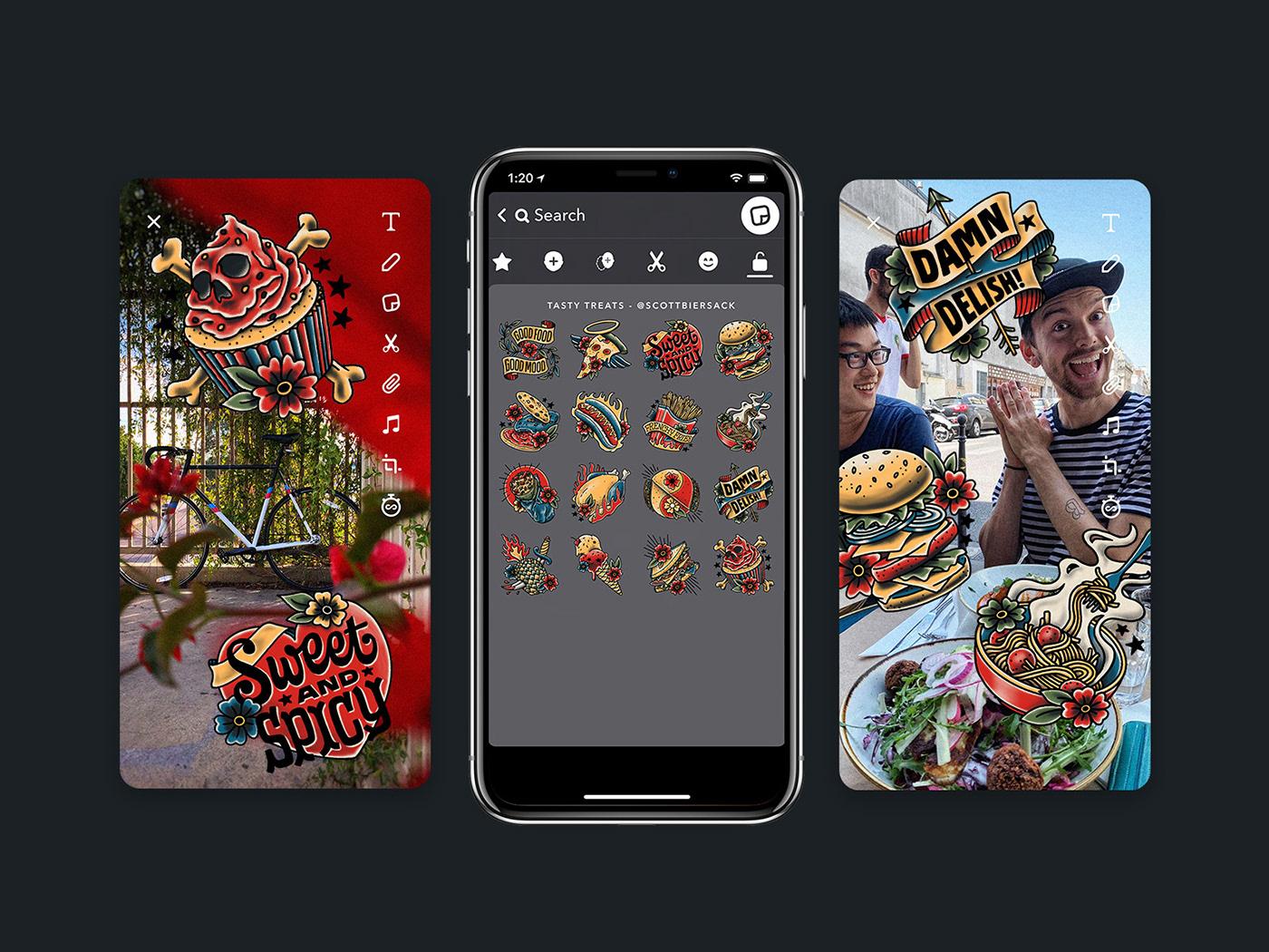 Image may contain: screenshot, cartoon and mobile phone