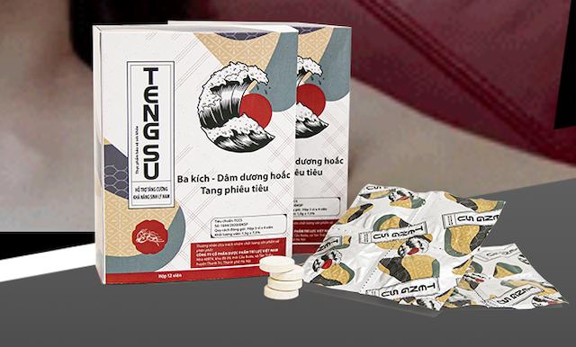 Kẹo sinh lý Tengsu nên mua tại website chính thức của nhà sản xuất