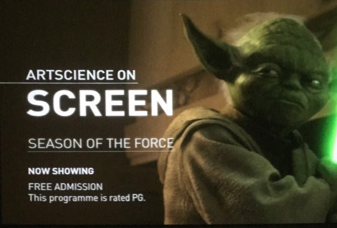 Poster for Star Wars Films