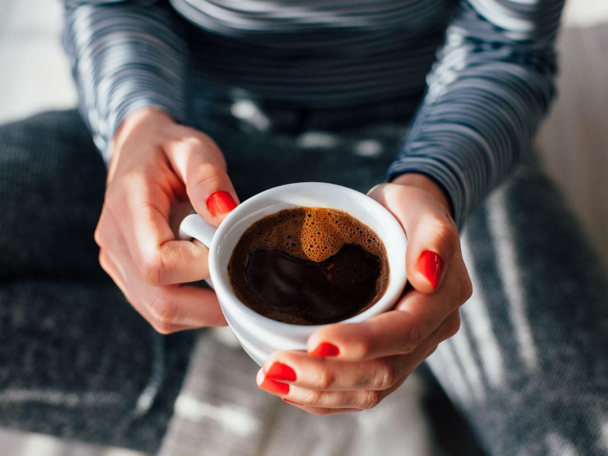 lợi ích khi uống cà phê