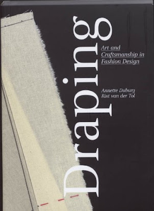 F203 Book Pdf Ebook Draping Art And Craftsmanship In Fashion Design By Annette Duburg Rixt Van Der Tol