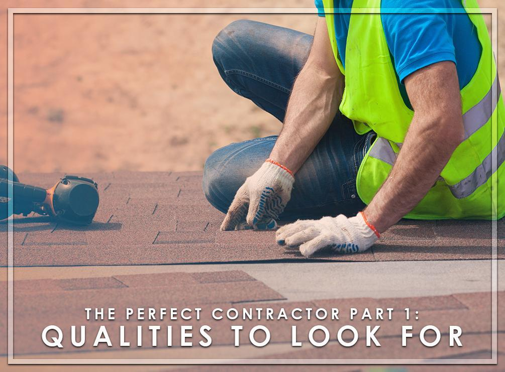 Perfect Contractor