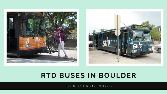 The Bus System In Boulder Is Hop Which Owned By City Of And Rtd Denver Key Routes