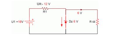 Ứng dụng của Diode Zener trong mạch - cửa hàng linh kiện điện tử Vietnic