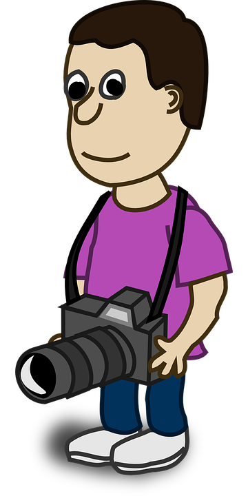 Free vector graphic: Man, Photographer, Explorer, Person - Free ...