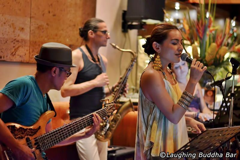 laughing buddha bar - Live Music Bali flokq