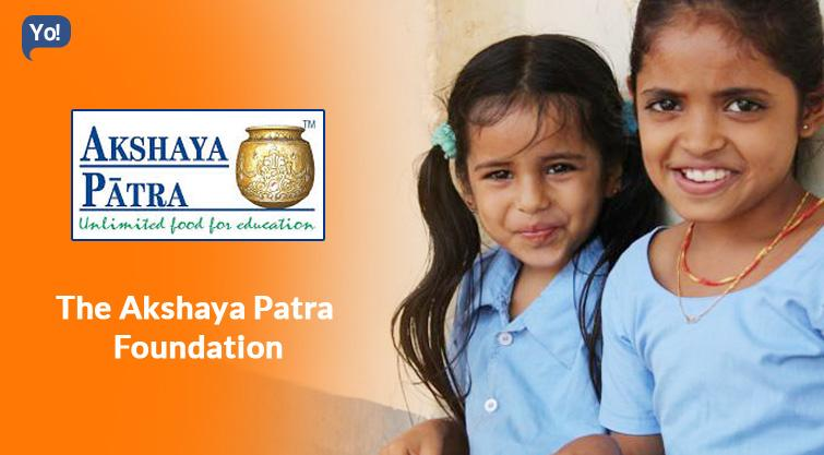 Image result for Akshaya Patra wins BBC award