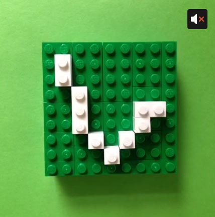 Lego on Twitter Vine