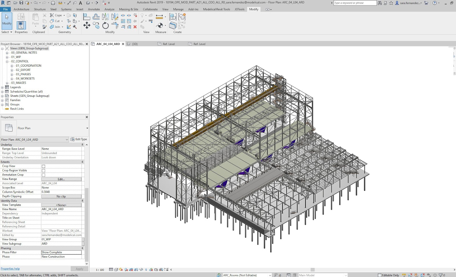 Revit Structure - Best Practices - Modelical