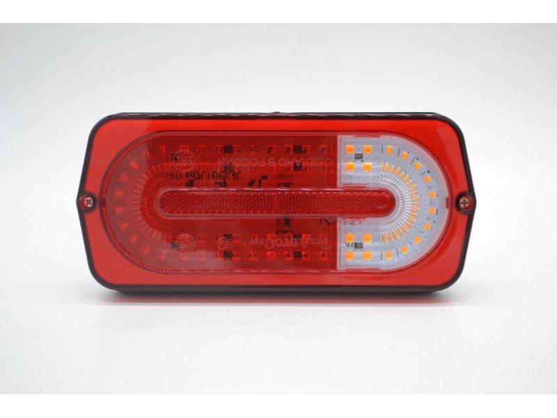 Задний фонарь для автомобилей УАЗ ХАНТЕР, БУХАНКА с неоновым светоэлементом, светит аки солнце, выглядит бомба!