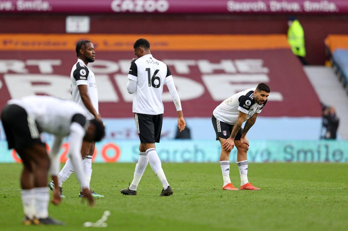 Fulham đang quay lại với chuỗi trận thất vọng
