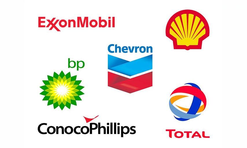 oil company Image public domain