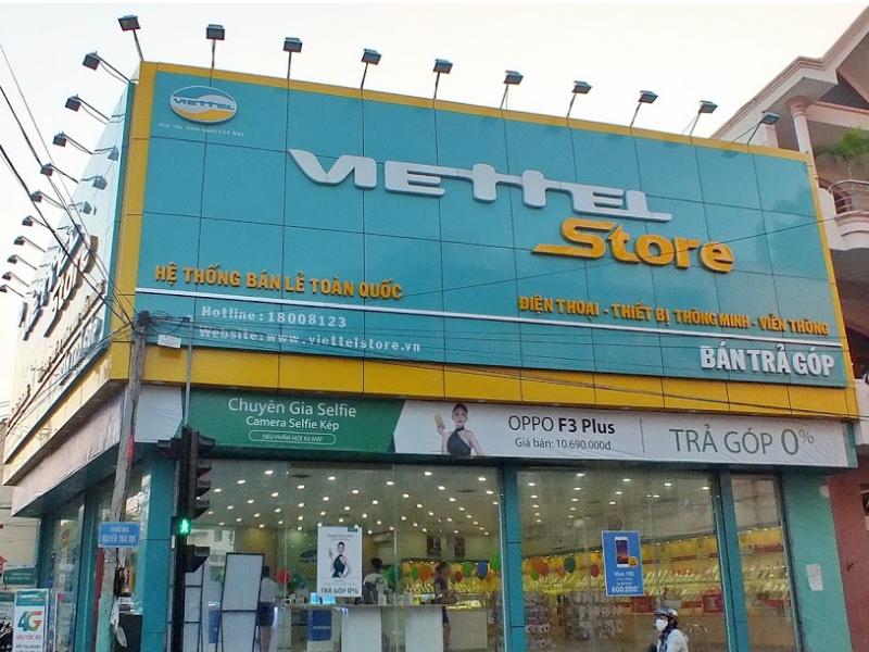 Viettel Store- cái tên quá nổi tiếng chuyên cung cấp các sản phẩm điện tử.