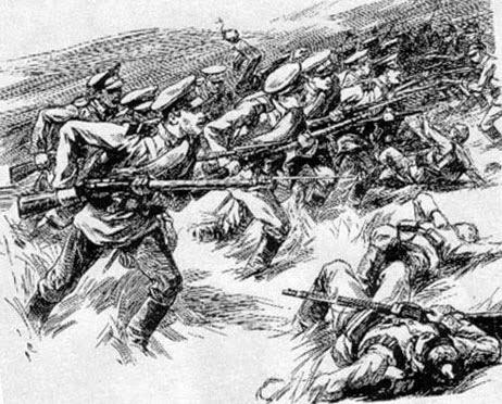 Подвиги русских солдат