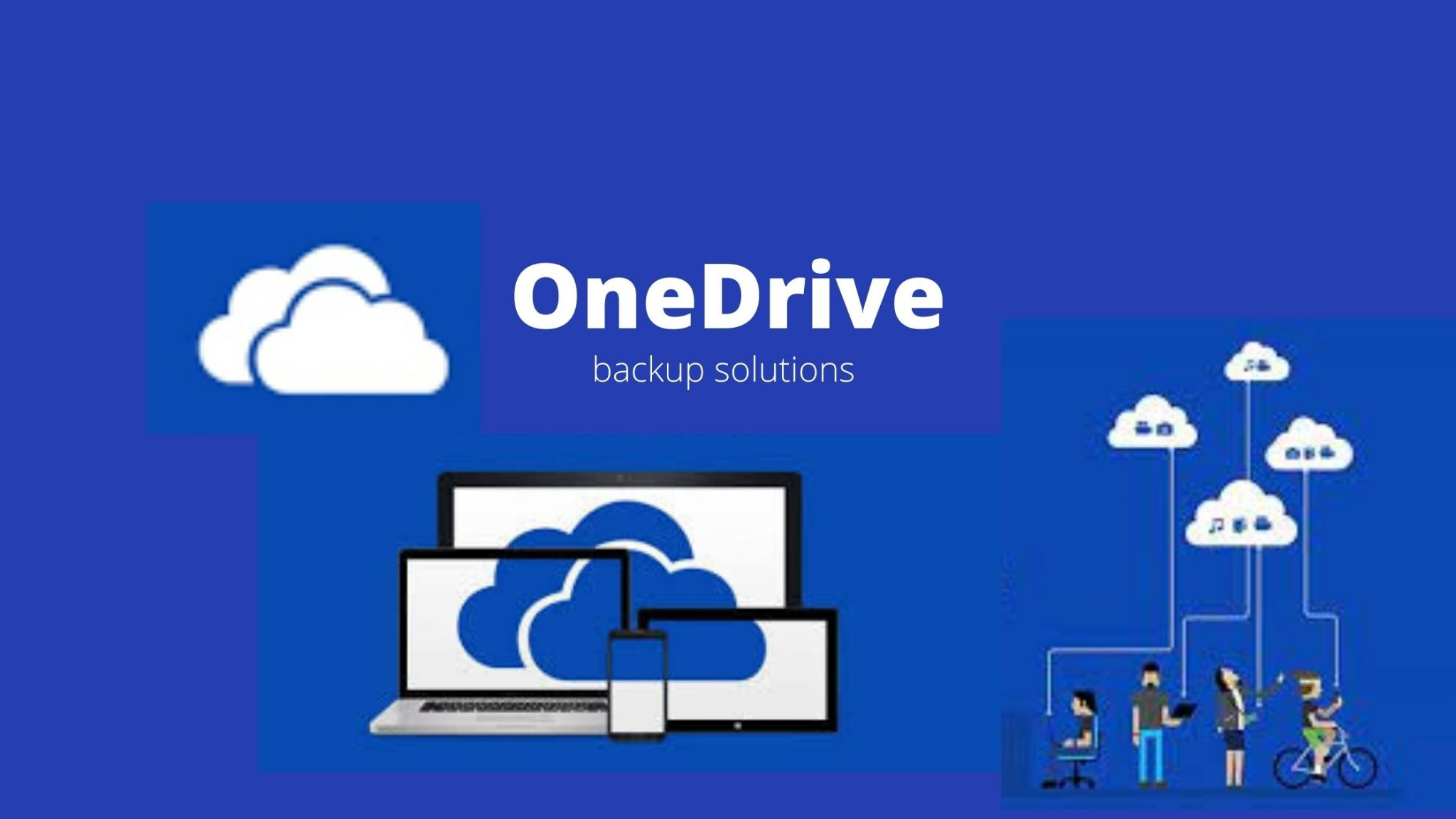 One drive - backup software