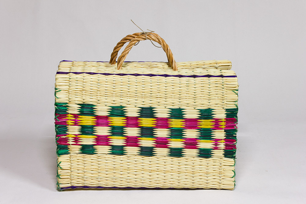 Traditional Portuguese Basket. Number 4. by Toino Abel