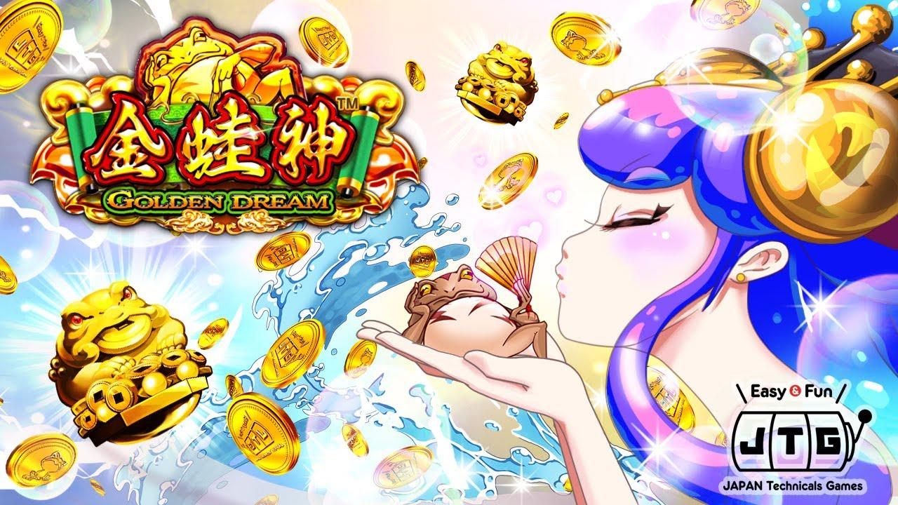 Dreams Of Gold slot online