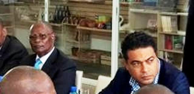 PRIVERT = PREVAL =TARDIEU Jocelerme Privert et son allié Jerry Tardieu réunis chez René Préval – Added COMMENTARY By Haitian-Truth