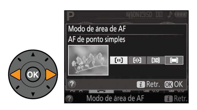 Sistema de autofo Nikon
