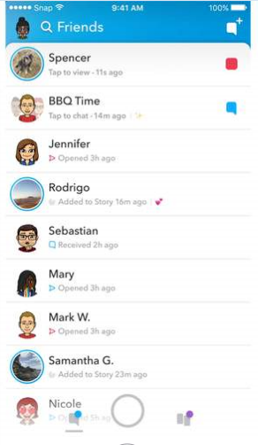 how to make an app like Snapchat with stories as feature