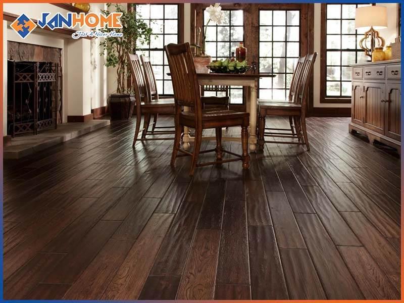 Sàn gỗ Chiu Liu có nhiều kích thước cho bạn lựa chọn