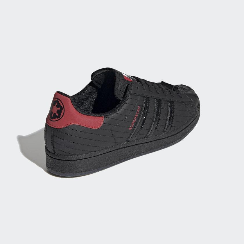 """adidas Superstar Star Wars Darth Vader"" I AM YOUR FATHER 03"
