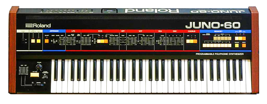 The Genesis of Synthesis: 10 Reasons Why The Roland Juno Is