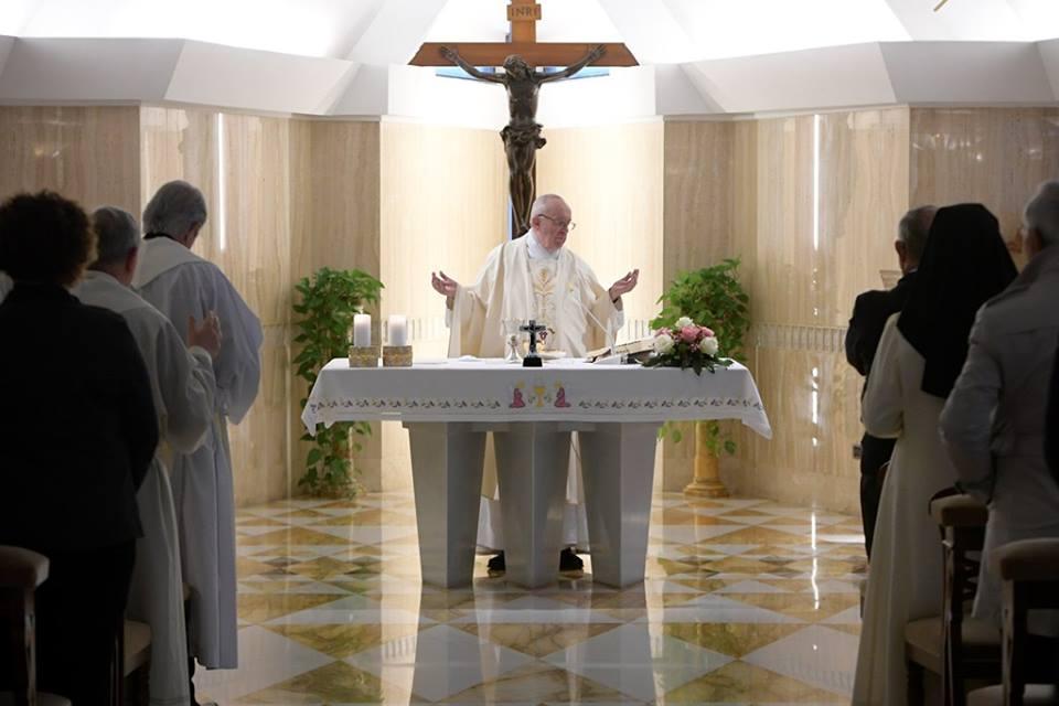 Đức Thánh Cha: Xin Thánh Giu-se cho chúng ta khả năng mơ ước những điều vĩ đại