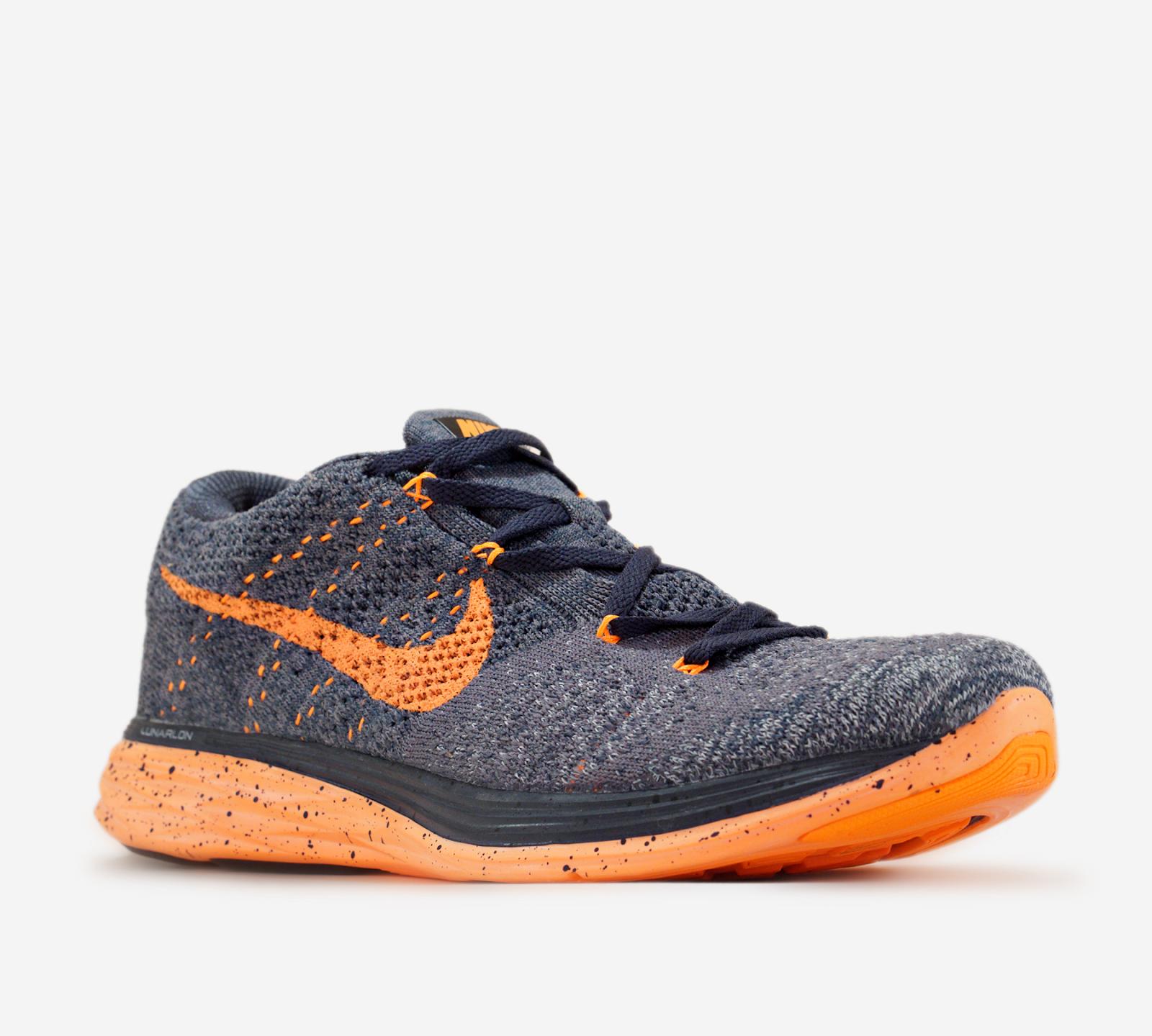 Trên chân Nike Flyknit Lunar 3 – Bản nâng cấp đáng giá