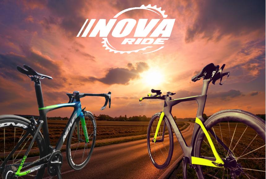 Une image contenant vélo, extérieur, ciel, garé  Description générée avec un niveau de confiance très élevé