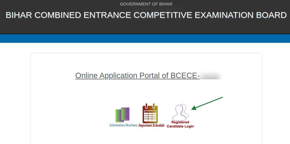BCECE 2021 Application Form