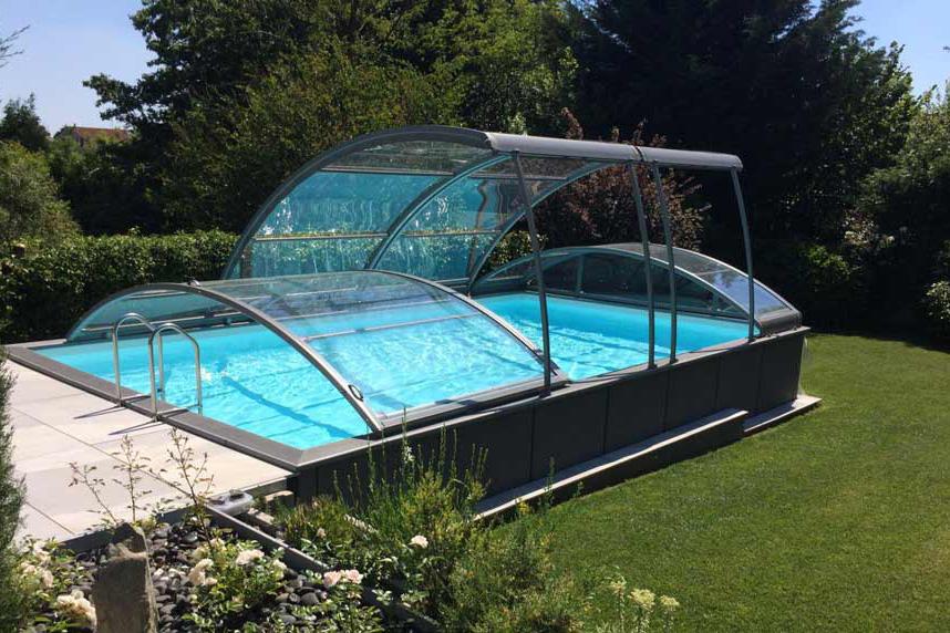 coperture per piscine fuori terra