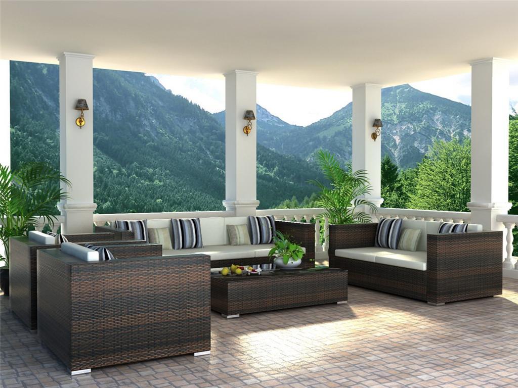 Sofa cafe với sắc trắng tạo nên sự trang trọng và tinh tế